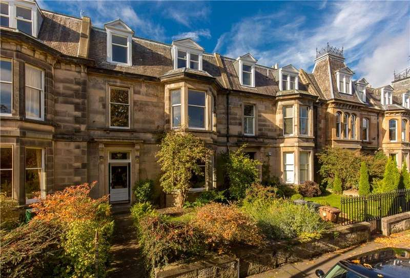 7 Bedrooms Terraced House for sale in Greenhill Place, Edinburgh, Midlothian, EH10