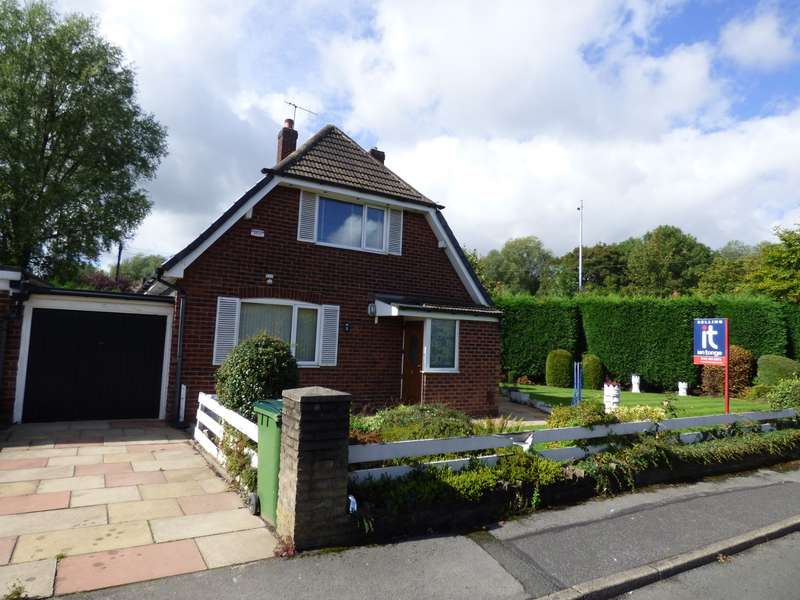2 Bedrooms Detached House for sale in Shirley Close, Hazel Grove, Stockport, SK7 5AX