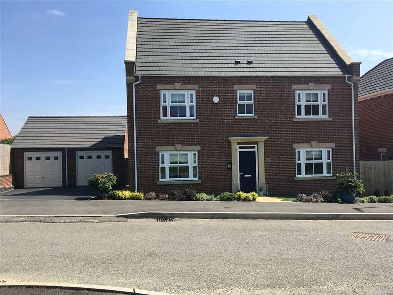 4 Bedrooms Detached House for sale in Smalley Manor Drive, Smalley, Derbys, DE7