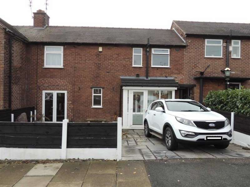 3 Bedrooms Terraced House for sale in St. Lawrence Road, Denton, Manchester