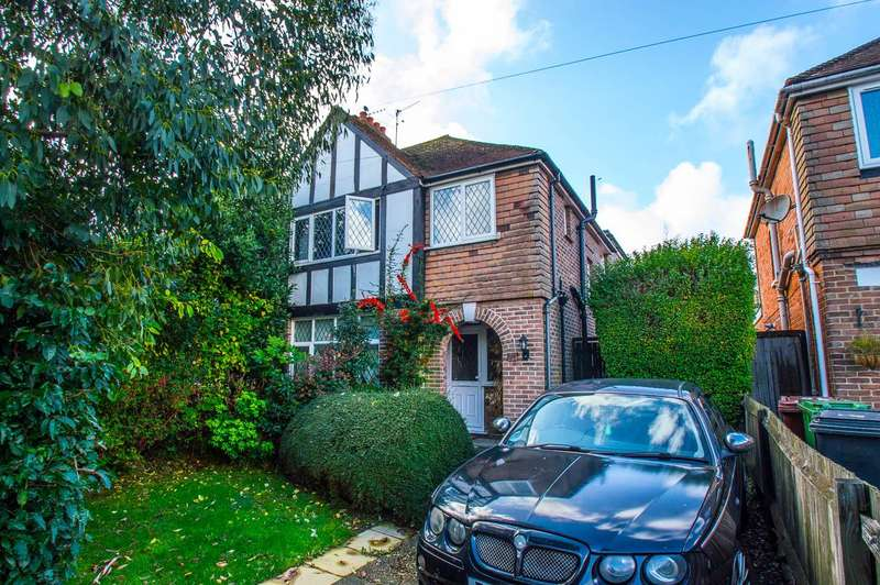 4 Bedrooms Semi Detached House for sale in Brodrick Road, Eastbourne