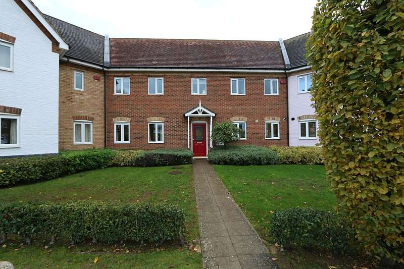 4 Bedrooms Terraced House for sale in Flax Close, Oakley, Bedford, Bedfordshire, MK43 7PW