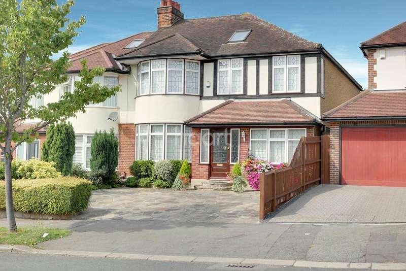5 Bedrooms Semi Detached House for sale in Kings Avenue, Woodford Green