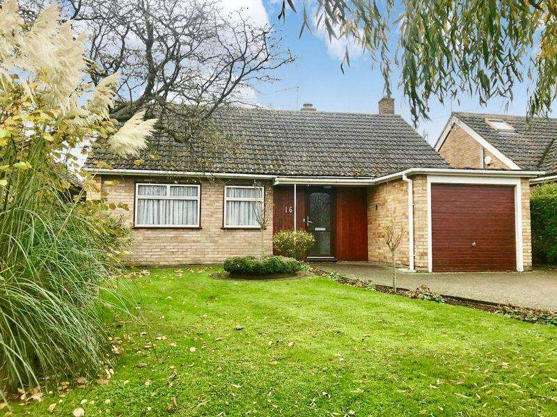 2 Bedrooms Detached Bungalow for sale in Common Road, Kensworth