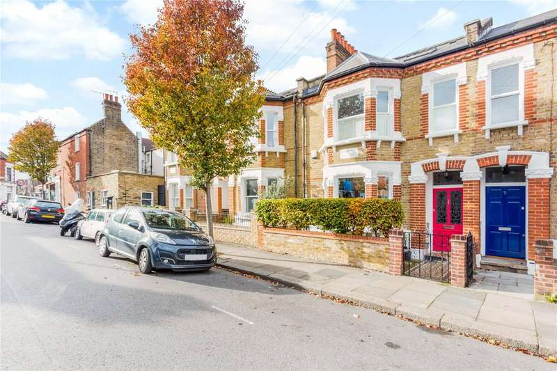 4 Bedrooms Terraced House for sale in Rotherwood Road, Putney, London, SW15