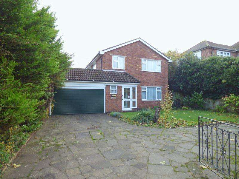 4 Bedrooms Detached House for sale in Old Chapel Road, Crockenhill