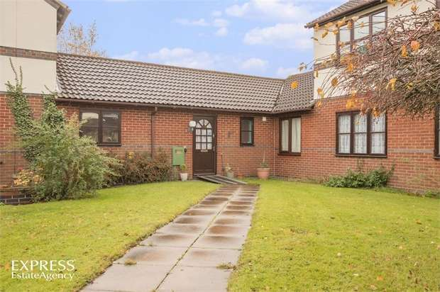 1 Bedroom Terraced Bungalow for sale in Chestnut Walk, Markfield, Leicestershire