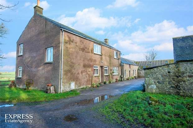 4 Bedrooms Detached House for sale in Lonmay, Fraserburgh, Aberdeenshire