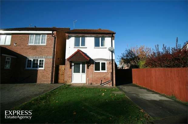 3 Bedrooms Detached House for sale in Bluebell Drive, Leicester