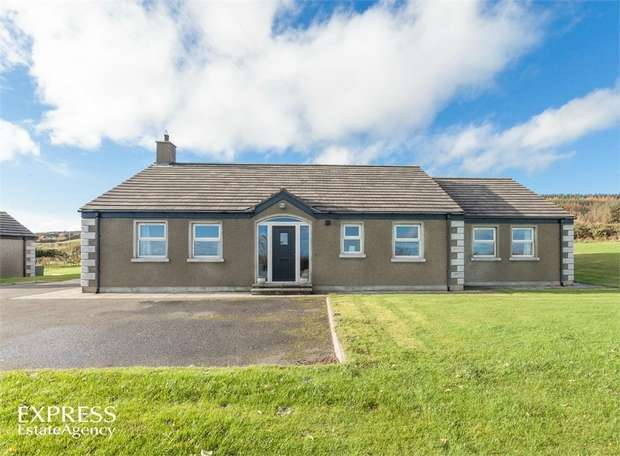 4 Bedrooms Detached Bungalow for sale in Ballyculter Road, Downpatrick, County Down
