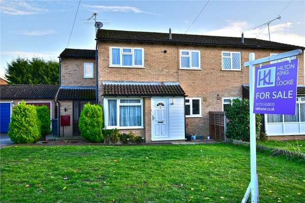 1 Bedroom House for sale in Rixon Close, George Green, SLOUGH, Buckinghamshire