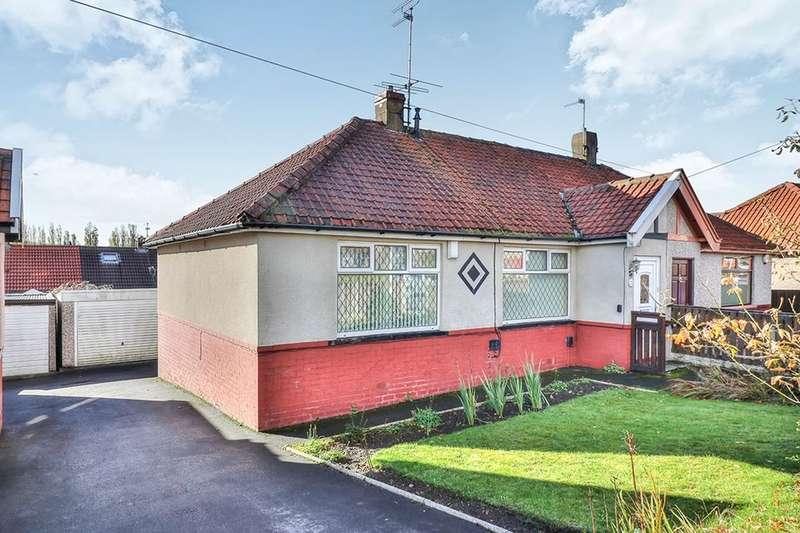 2 Bedrooms Semi Detached Bungalow for sale in Surrey Avenue, Burnley, BB12
