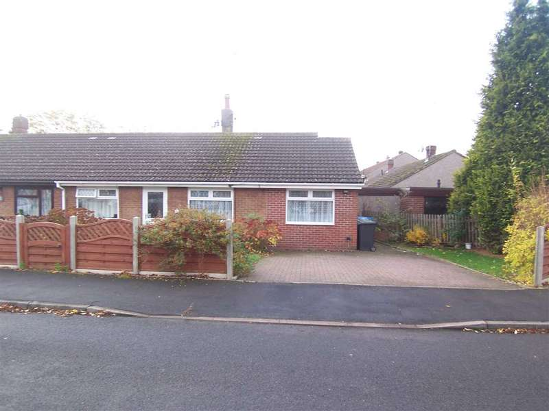 2 Bedrooms Bungalow for sale in Pipers End, Wolvey