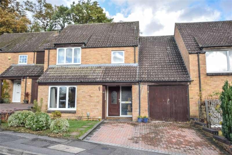 4 Bedrooms Terraced House for sale in Friars Keep, Bracknell, Berkshire, RG12