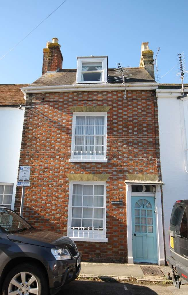 4 Bedrooms Terraced House for sale in Yarmouth, Isle of Wight