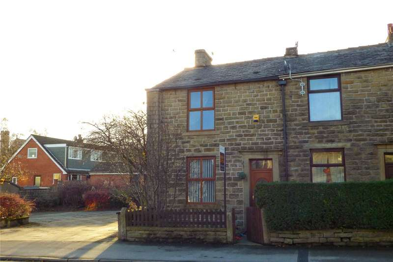 2 Bedrooms End Of Terrace House for sale in Manchester Road, Haslingden, Rossendale, Lancashire, BB4