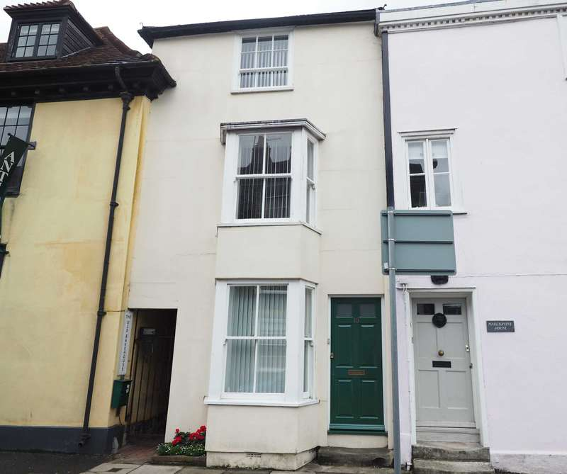 4 Bedrooms Town House for sale in Malling Street, Lewes