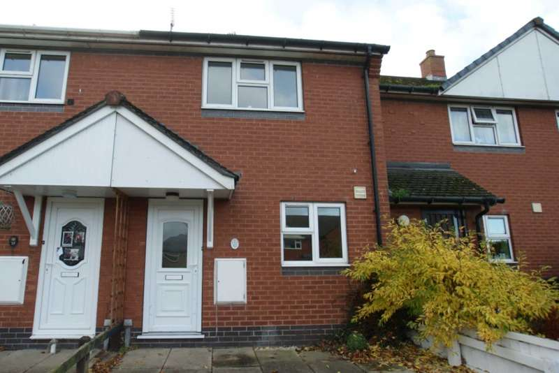 2 Bedrooms Terraced House for sale in Llys Dewi, Penyffordd, Holywell, CH8 9LA.