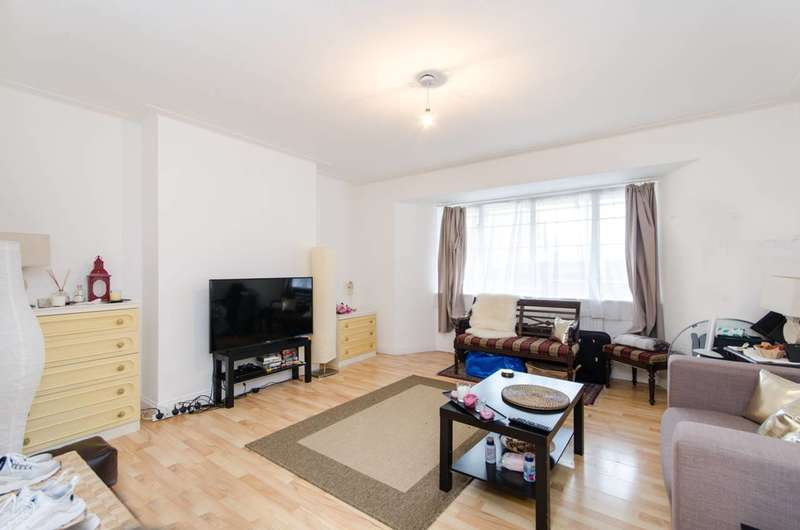 4 Bedrooms Flat for sale in Dollis Hill Lane, Dollis Hill, NW2