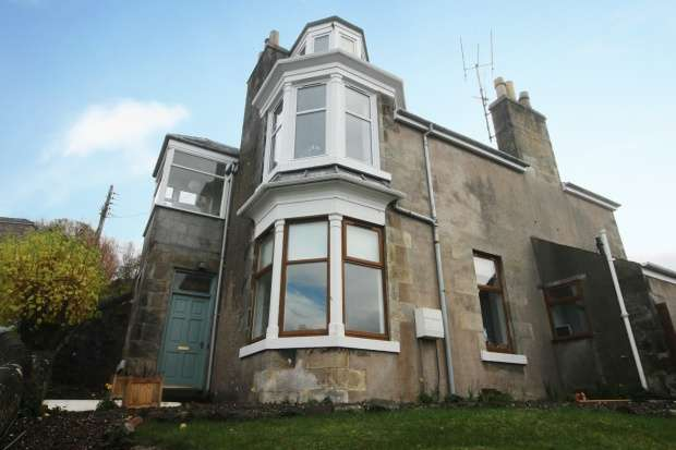 3 Bedrooms Ground Flat for sale in Scotswood Crescent, Newport-On-Tay, Fife, DD6 8PU