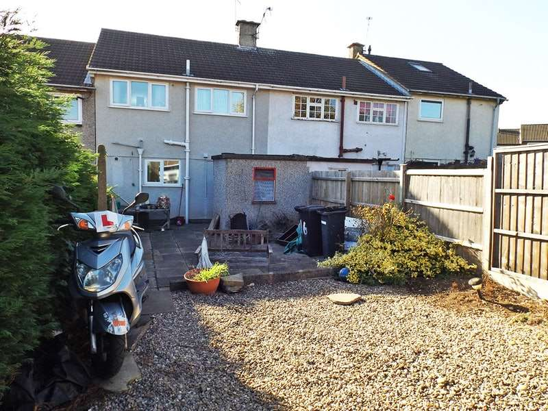 3 Bedrooms Terraced House for sale in Shield Crescent, Leicester, Leicestershire, LE2