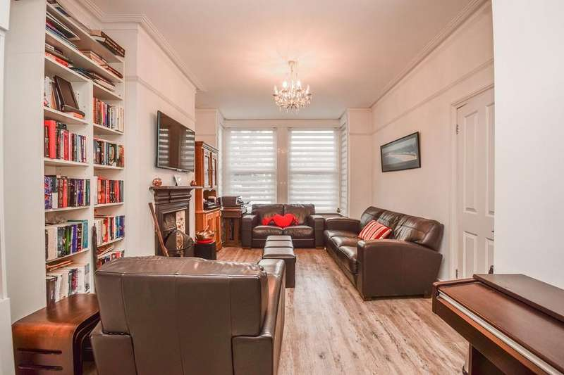 3 Bedrooms Terraced House for sale in Sackville Road, Hove