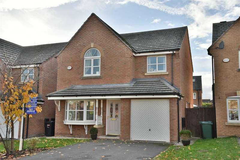 4 Bedrooms Detached House for sale in Gadbury Fold, Atherton
