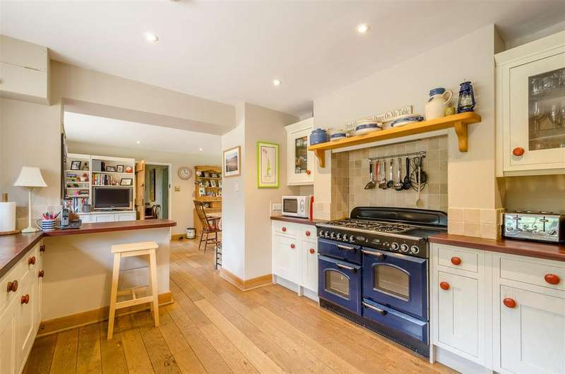 5 Bedrooms Detached House for sale in Kencot, Oxfordshire