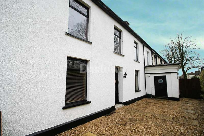 3 Bedrooms Terraced House for sale in Sirhowy,Tredegar, Gwent