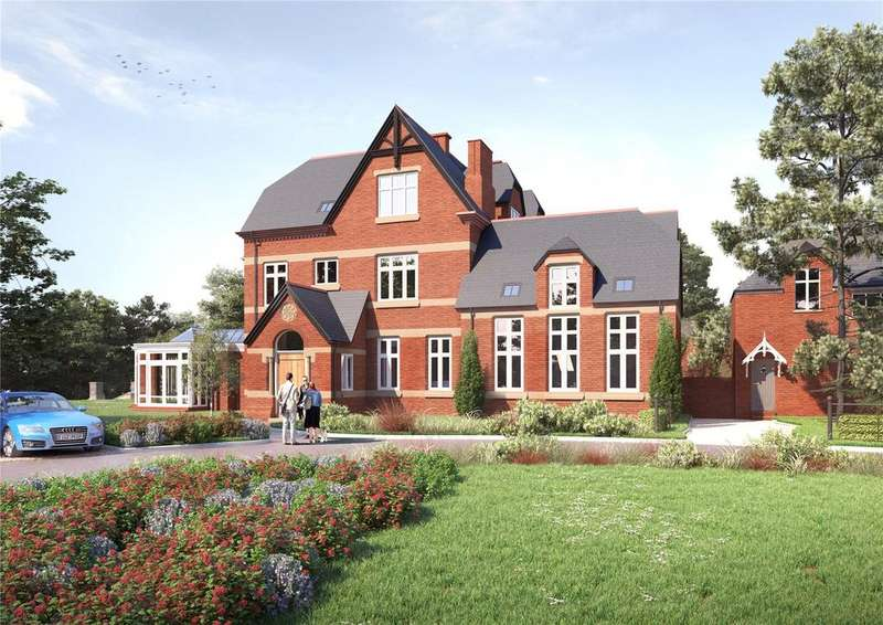 3 Bedrooms Flat for sale in Apartment 5, The Beeches, Malpas, Cheshire, SY14