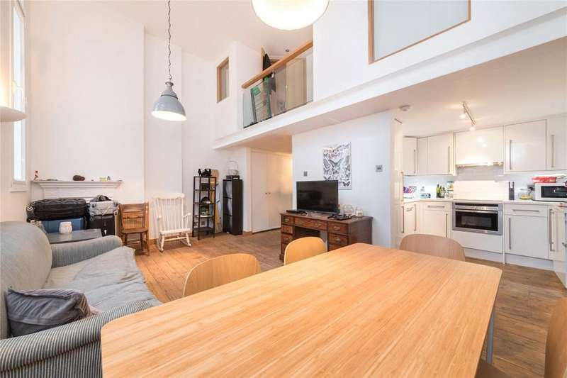 2 Bedrooms Flat for sale in Albany Road, London