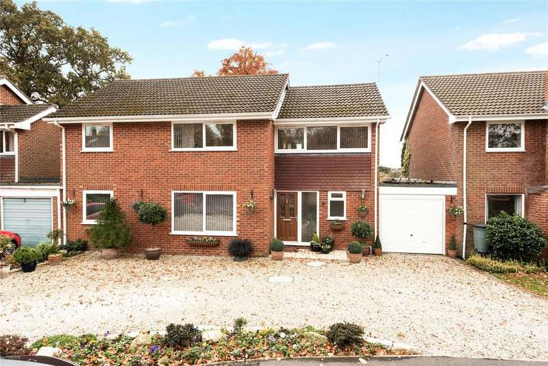 5 Bedrooms Link Detached House for sale in St. Johns Glebe, Rownhams, Southampton, Hampshire, SO16