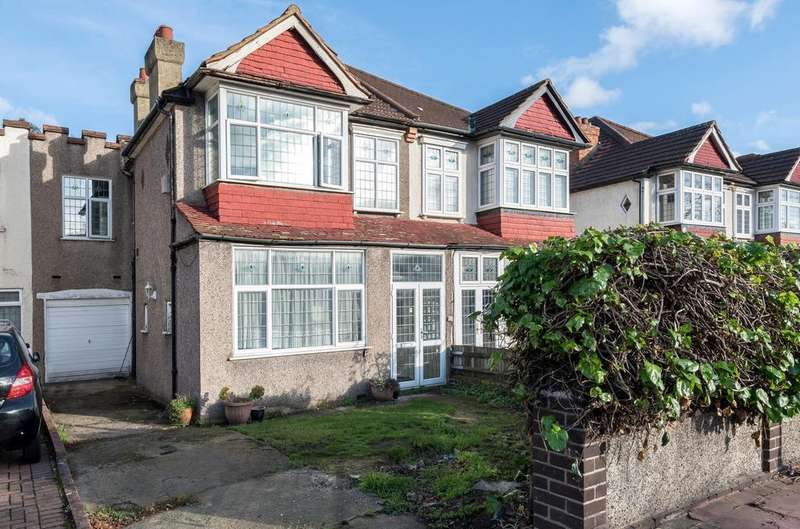 3 Bedrooms Terraced House for sale in Kent House Road Beckenham BR3