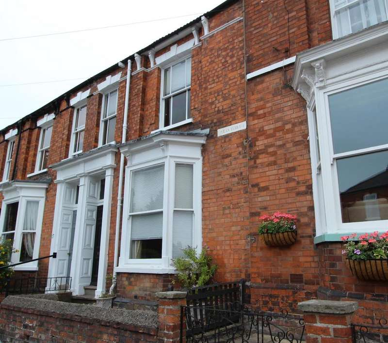 3 Bedrooms Terraced House for sale in Ramsgate, Louth