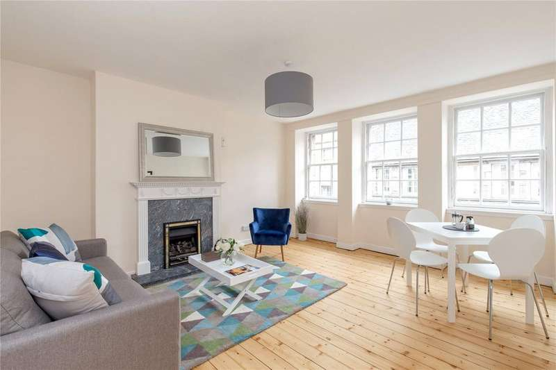 2 Bedrooms Unique Property for sale in 185/4 Canongate, Old Town, Edinburgh, EH8