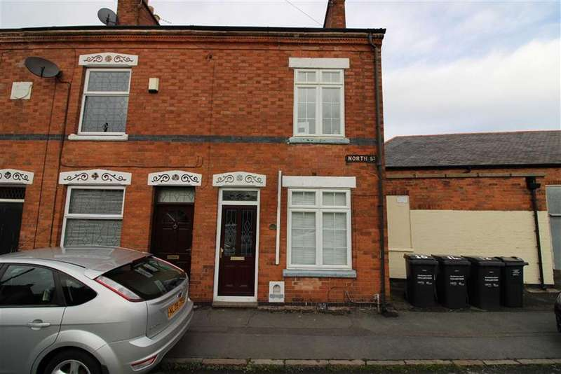 2 Bedrooms Terraced House for sale in North Street, Syston
