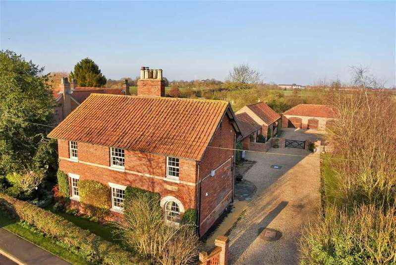 6 Bedrooms Detached House for sale in Meadow Lane, South Hykeham, Lincoln, Lincolnshire