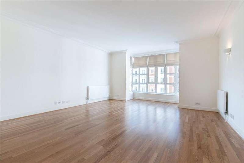2 Bedrooms Flat for sale in Oak Lodge, Chantry Square, London, W8