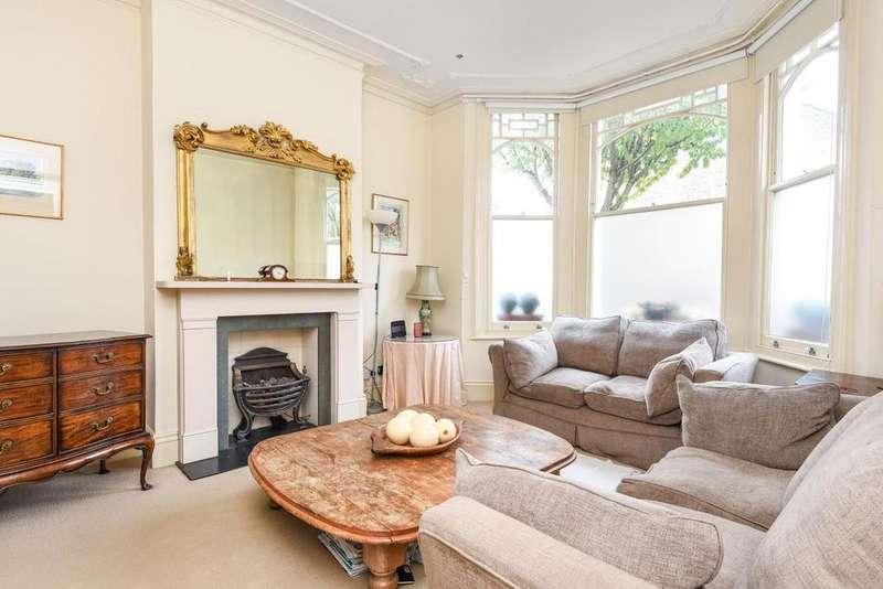 4 Bedrooms Terraced House for sale in Gartmoor Gardens, Southfields