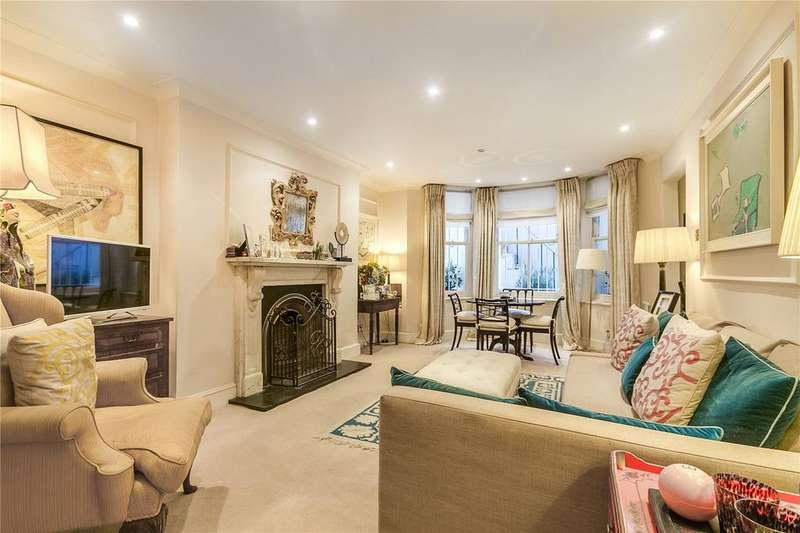 2 Bedrooms Flat for sale in Brechin Place, South Kensington