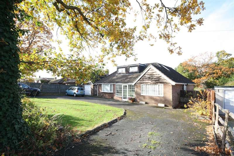 3 Bedrooms Bungalow for sale in Denmead