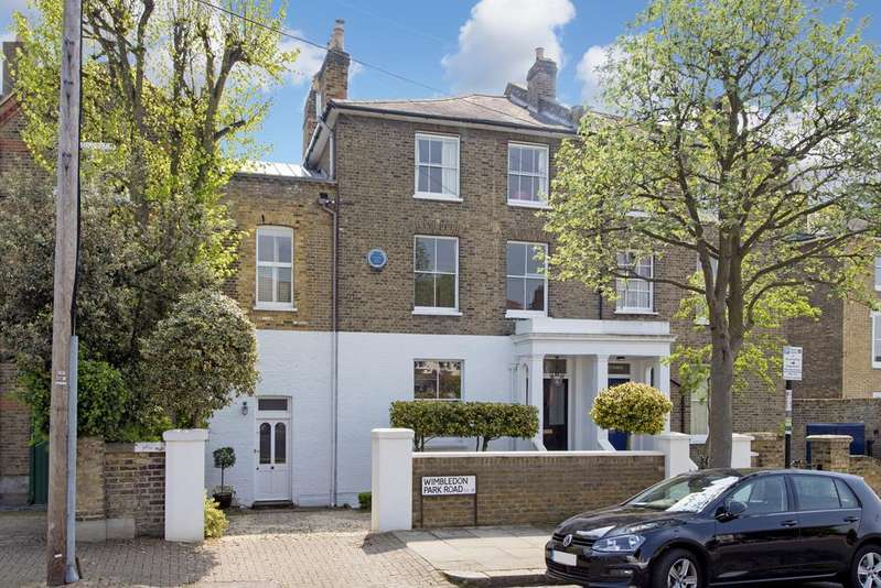 5 Bedrooms House for sale in Wimbledon Park Road, Southfields, SW18