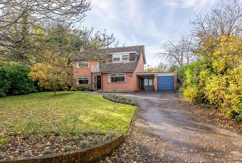 4 Bedrooms Detached House for sale in The Loaning, Norwich, NR1