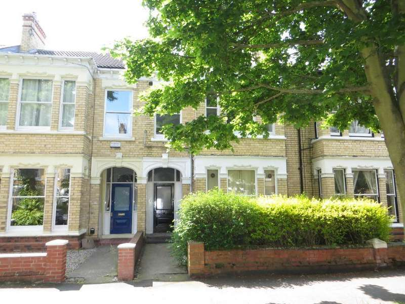 1 Bedroom Block Of Apartments Flat for sale in Victoria Avenue, Hull, HU5 3DN
