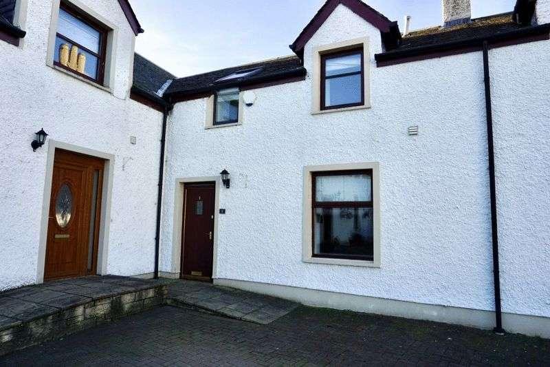 2 Bedrooms Property for sale in Roman Road, Bonnybridge