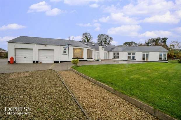 6 Bedrooms Detached Bungalow for sale in Manse Road, Kircubbin, Newtownards, County Down