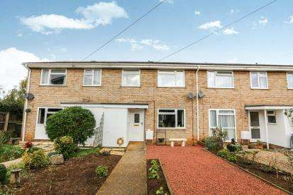 3 Bedrooms Terraced House for sale in Everton Road, Potton, Sandy, Bedfordshire