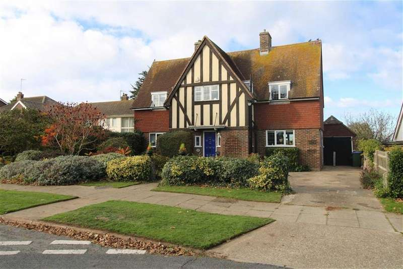 3 Bedrooms Detached House for sale in Lullington Close, Seaford, East Sussex