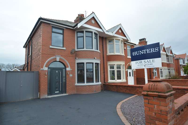 3 Bedrooms Semi Detached House for sale in Stony Hill Avenue, Blackpool, FY4 1PP