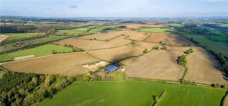 Land Commercial for sale in Lot 7: Land At Leighton, Wanstrow, Shepton Mallet, Somerset, BA4
